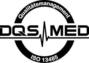 DQS MED Zertifikatssiegel