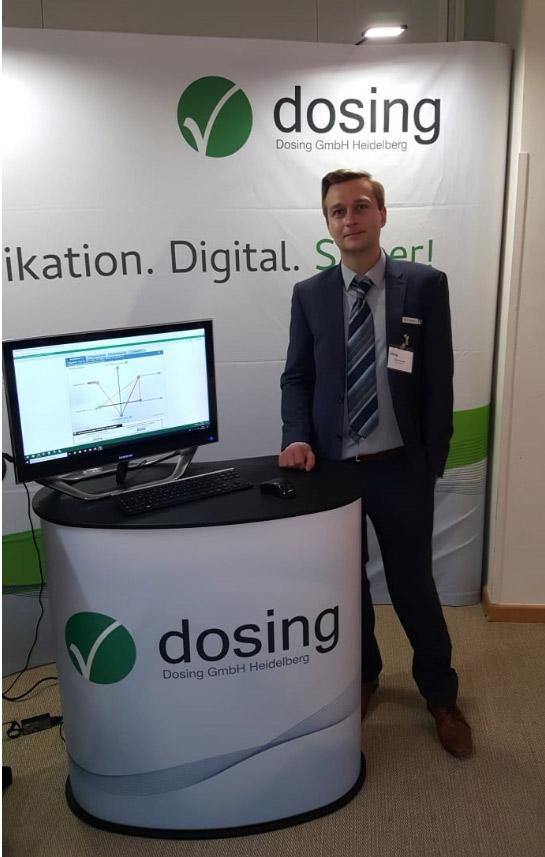 INUG 2018 Messestand Dosing GmbH