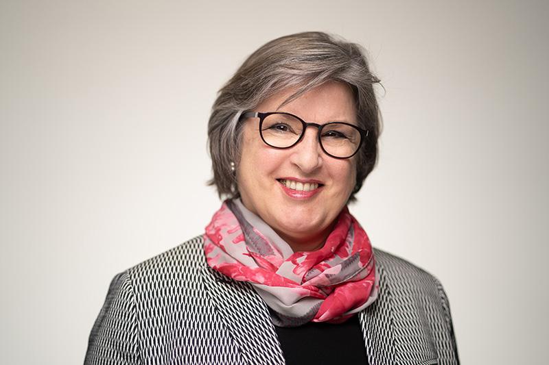 Elisabeth Haefeli, Leitung Marketing und Kommunikation in der Dosing GmbH