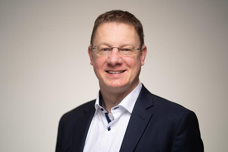 Jens Kaltschmidt, Geschäftsführer Dosing GmbH