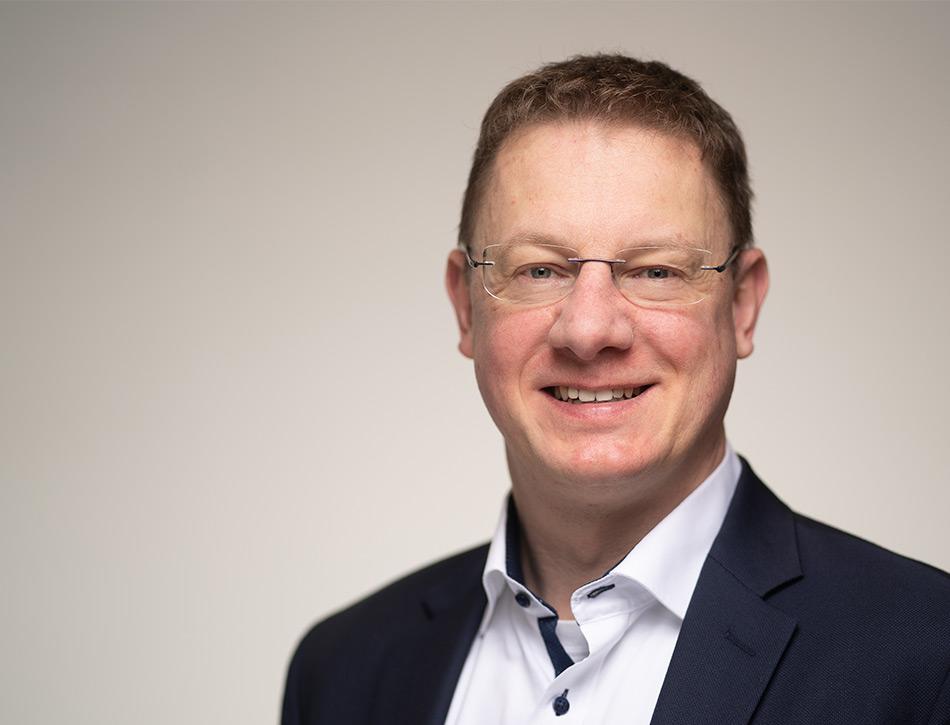 Jens Kaltschmidt, Geschäftsführer der Dosing GmbH